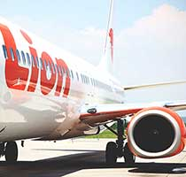 Lion Air airline fleet