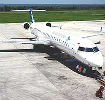 Garuda Indonesia airline fleet