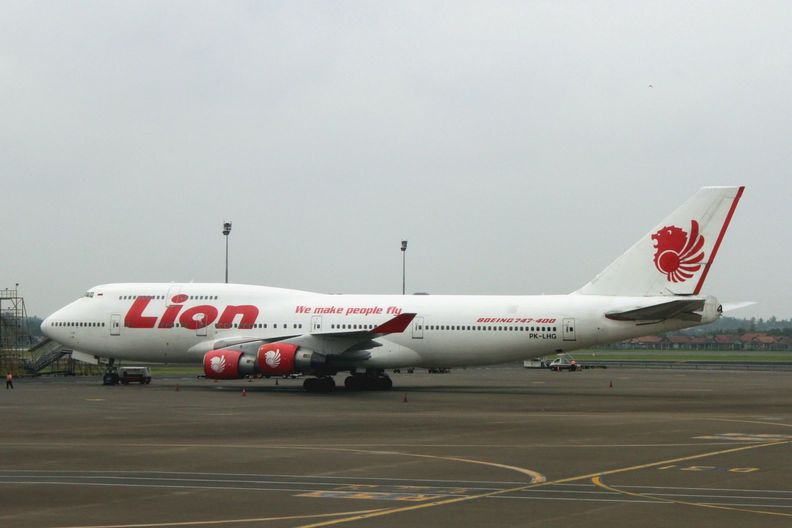 Lion Air Fleet