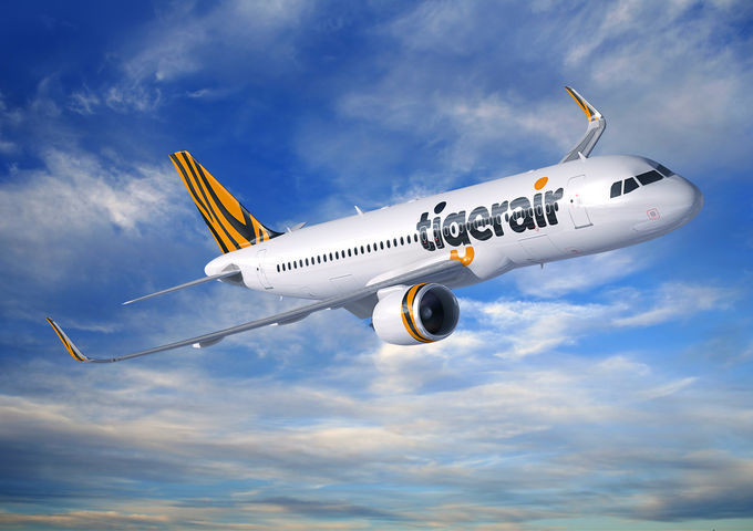 Tiger Air Fleet