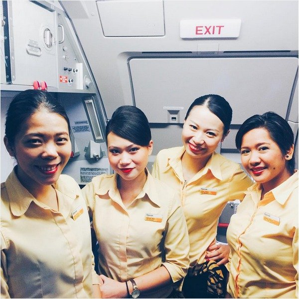 Tiger Airways gallery