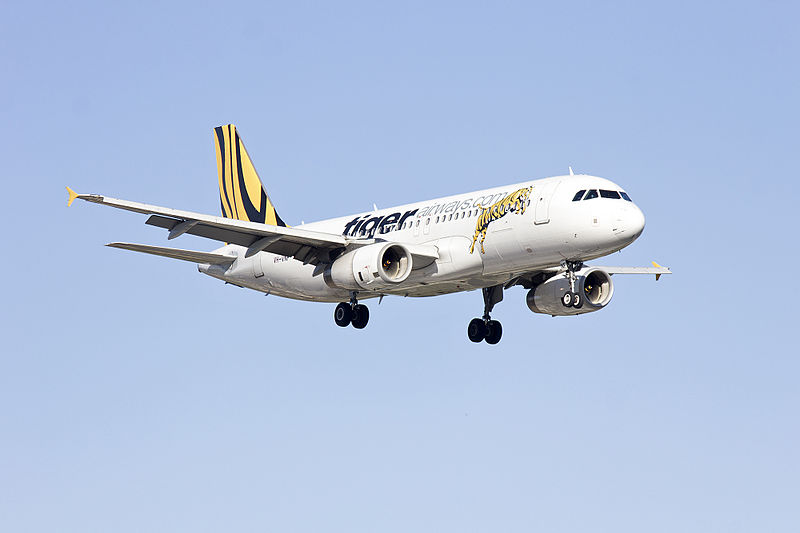 pramugari Tiger Airways