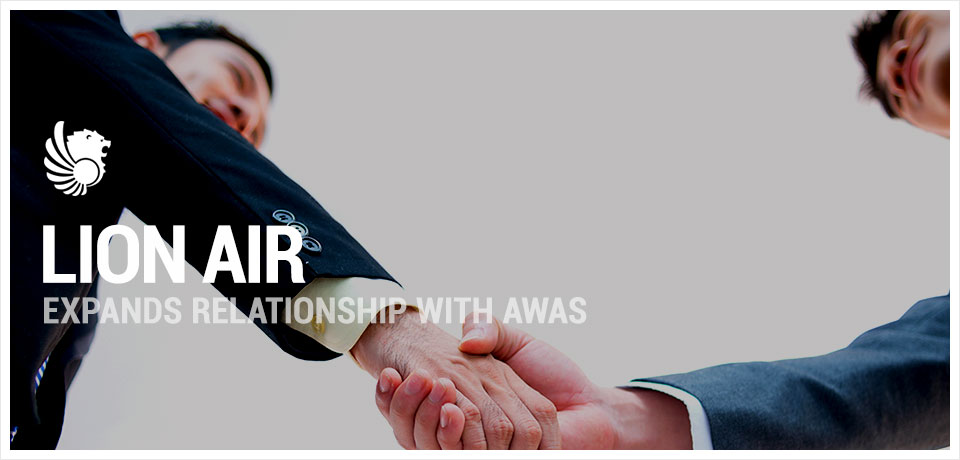 Lion Air expands relationship with AWAS