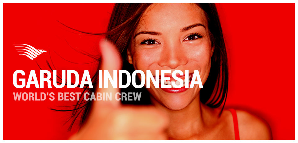 Garuda Indonesia Worlds Best Cabin Crew