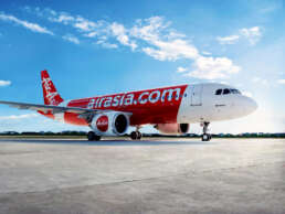 Airasia has one of the largest Airbus fleets