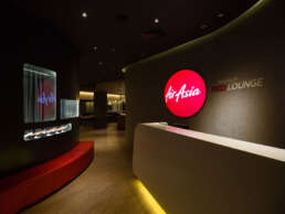 Airasia Red Lounge