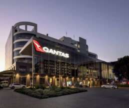 Qantas airways head office tiket2