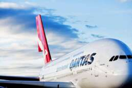 Qantas, Spirit of Australia